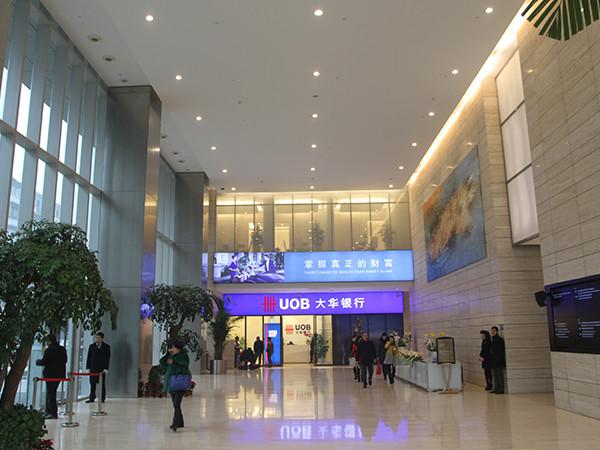 大华银行成都分行新万博体育网页版bet体育万博系统安装案例