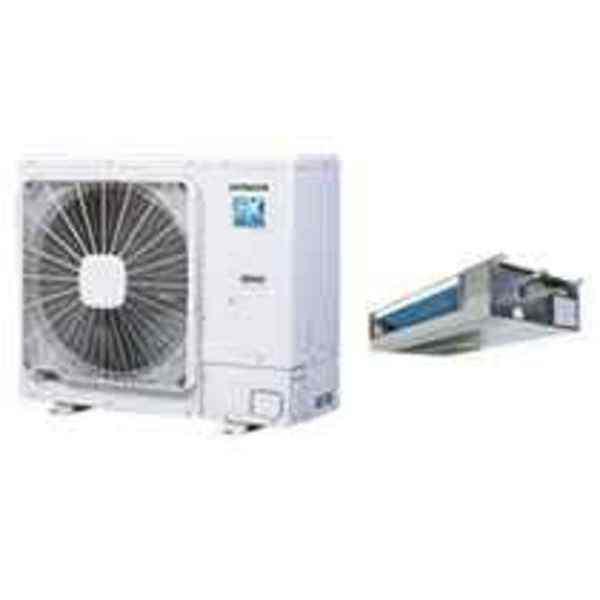 日立UX变频系列2.5/3HP客厅一拖一风管机RAS-72FN6Q/RPIZ-61FN6Q/P