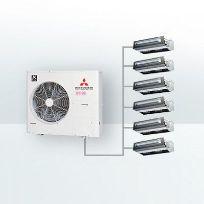 三菱重工直流变频KX6-Q空调